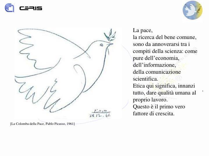 La pace,