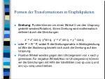 formen der transformationen in graphikpaketen2