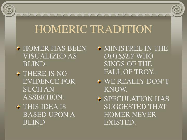 Homeric tradition