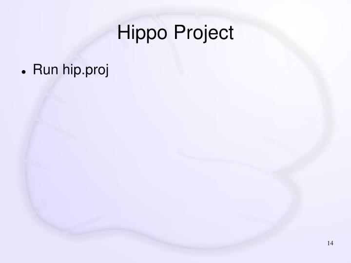 Hippo Project