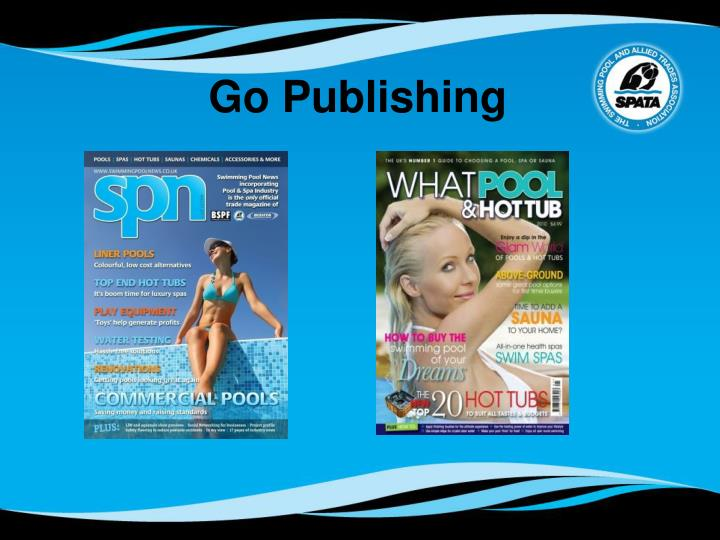 Go Publishing