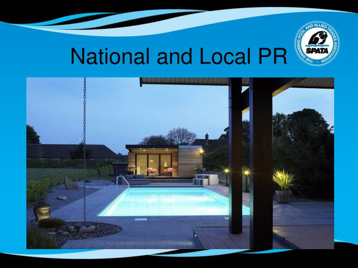 National and Local PR