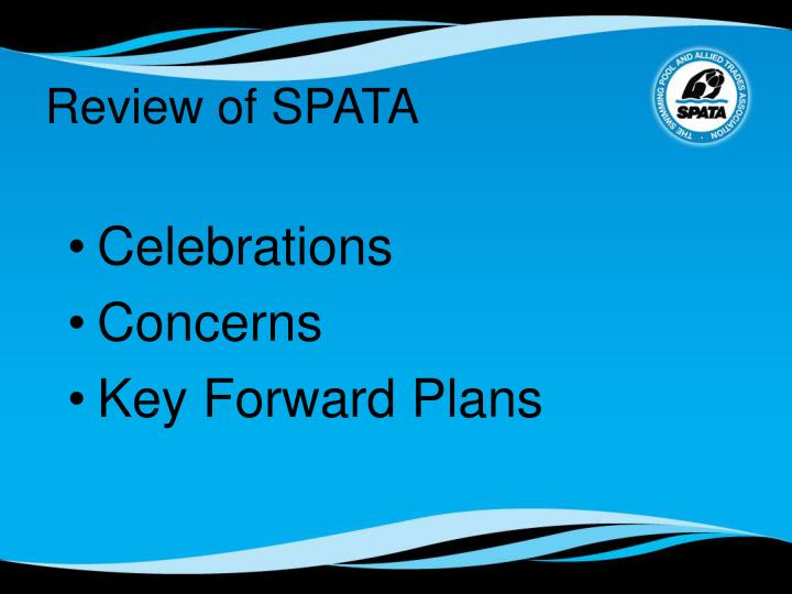 Review of SPATA