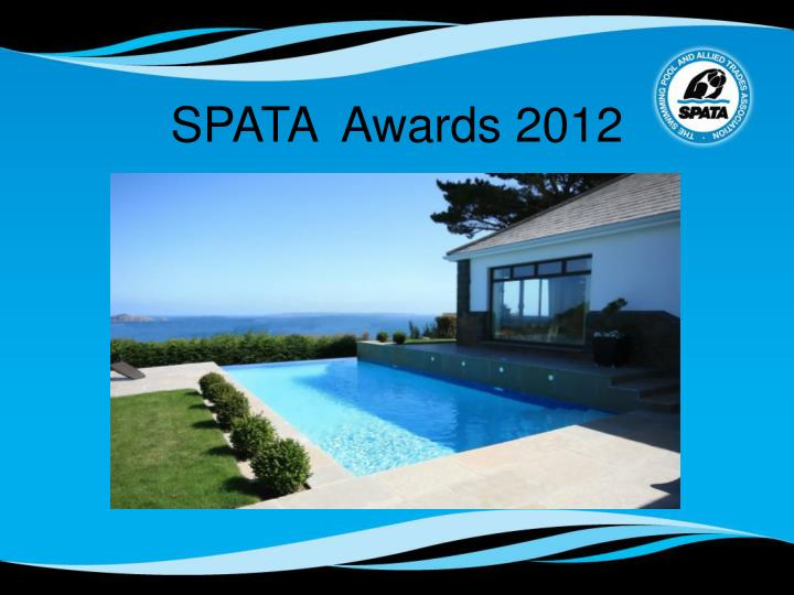 SPATA  Awards 2012