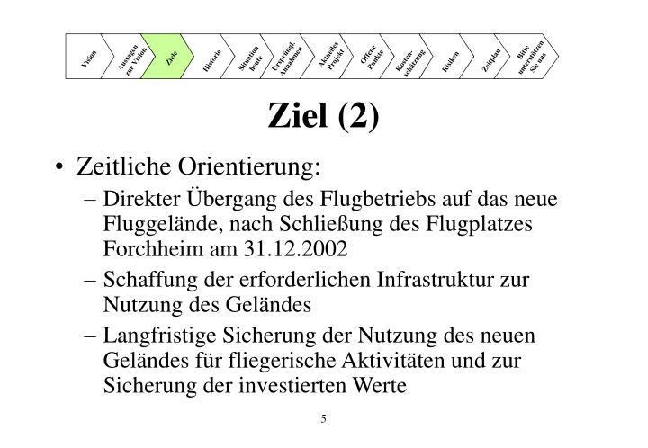 Ziel (2)