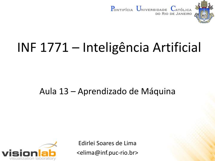 INF 1771 –