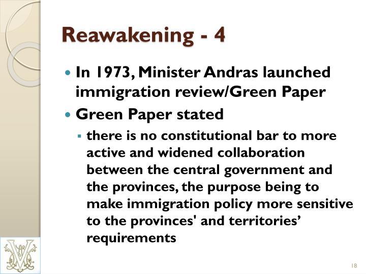 Reawakening - 4