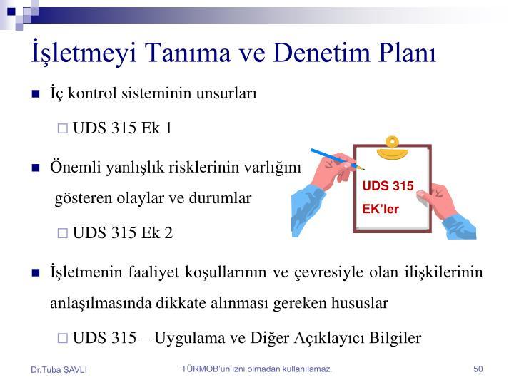 UDS 315