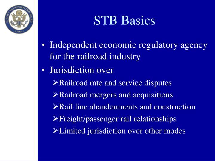STB Basics