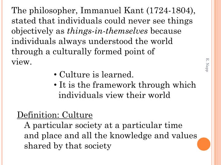 The philosopher, Immanuel Kant (1724-1804),