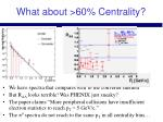 what about 60 centrality
