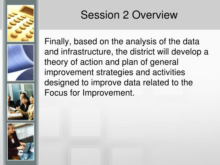 Session 2 Overview
