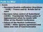 path to war2