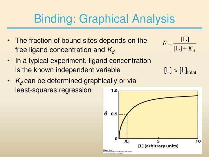 Binding: Graphical Analysis