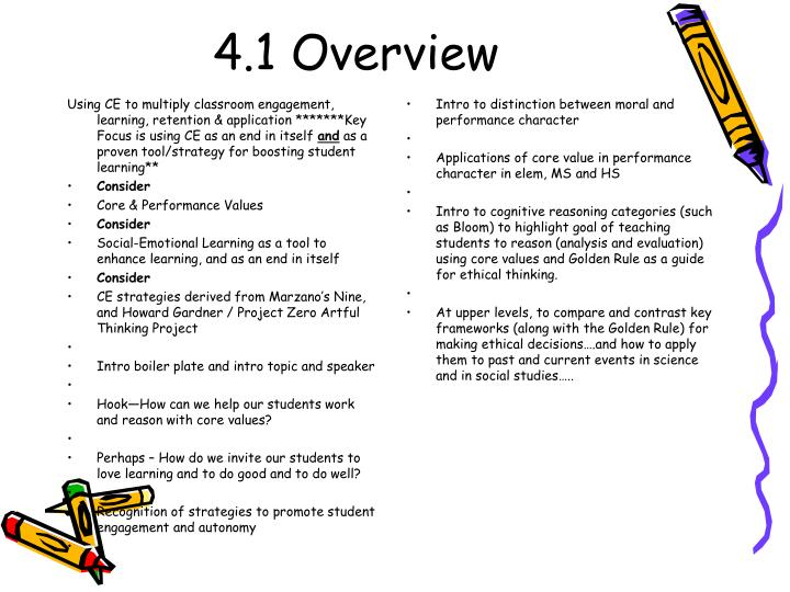 4 1 overview