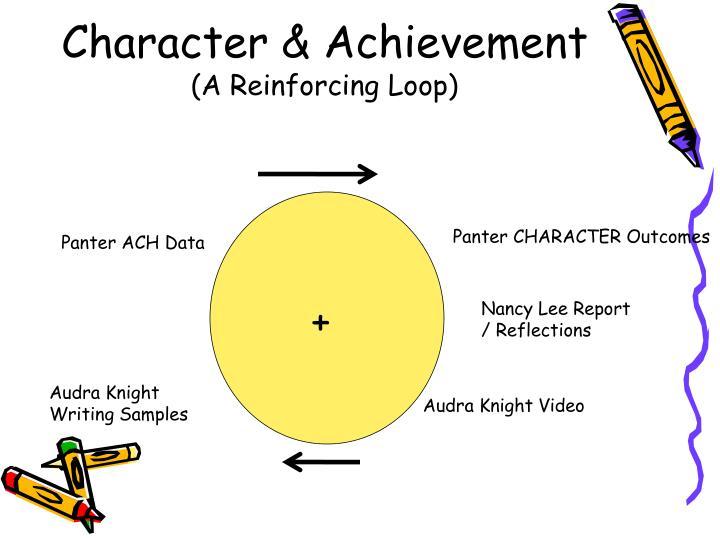 Character & Achievement