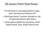 xs losses from diarrhoea1
