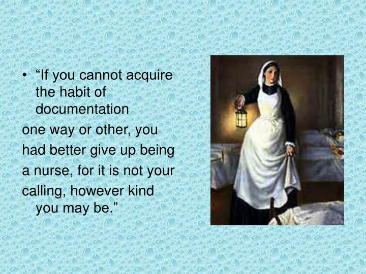 """If you cannot acquire the"