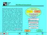 risk based assessment