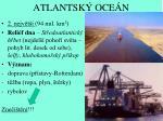 atlantsk oce n1