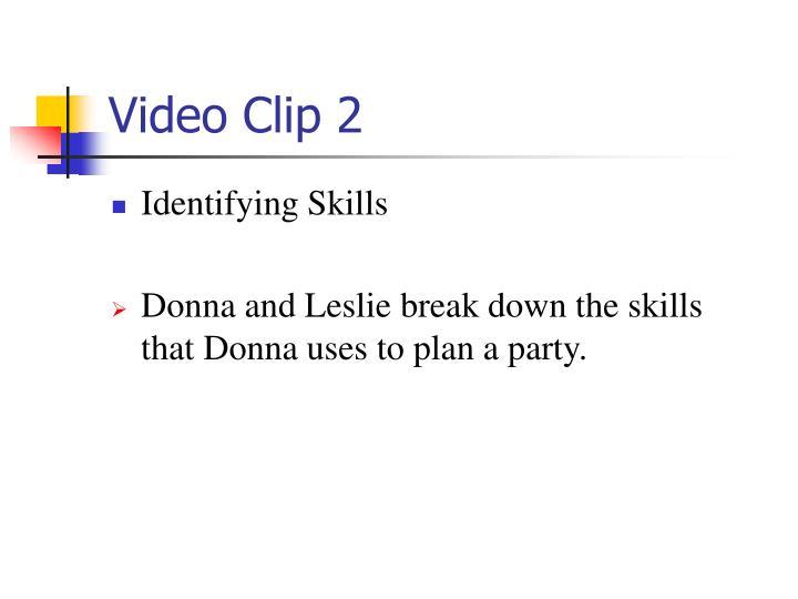 Video Clip 2