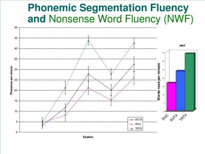 Phonemic Segmentation Fluency and