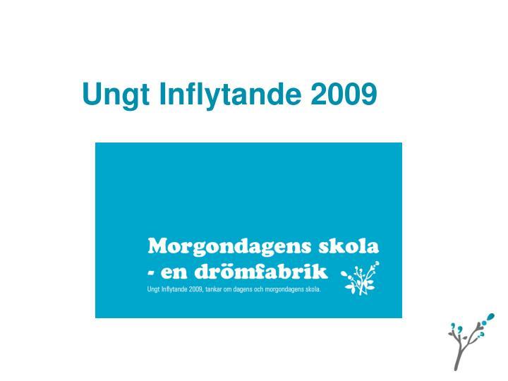 Ungt Inflytande 2009