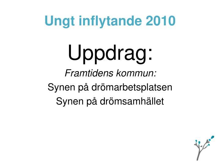 Ungt inflytande 2010