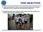 vsse objectives2