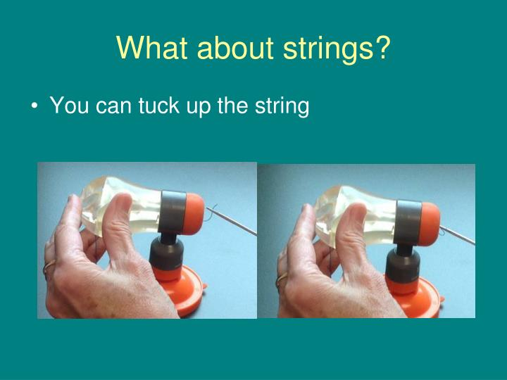 What about strings1