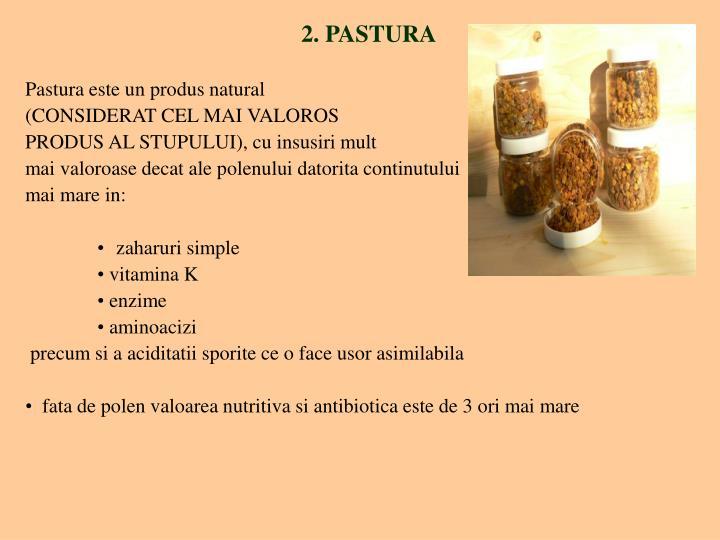 2. PASTURA