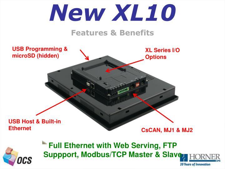 New XL10