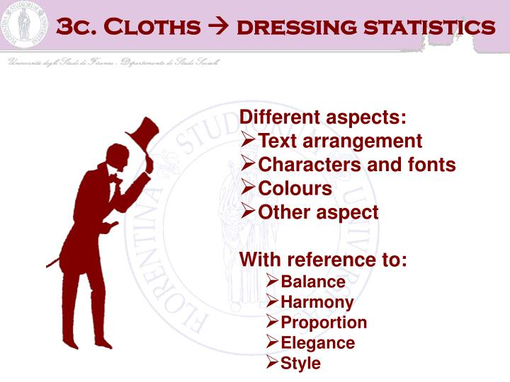 3c. Cloths