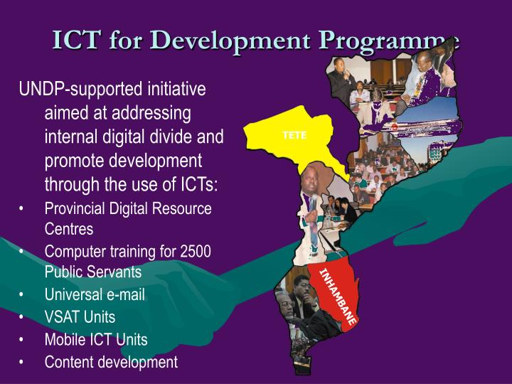 ICT for Development Programme