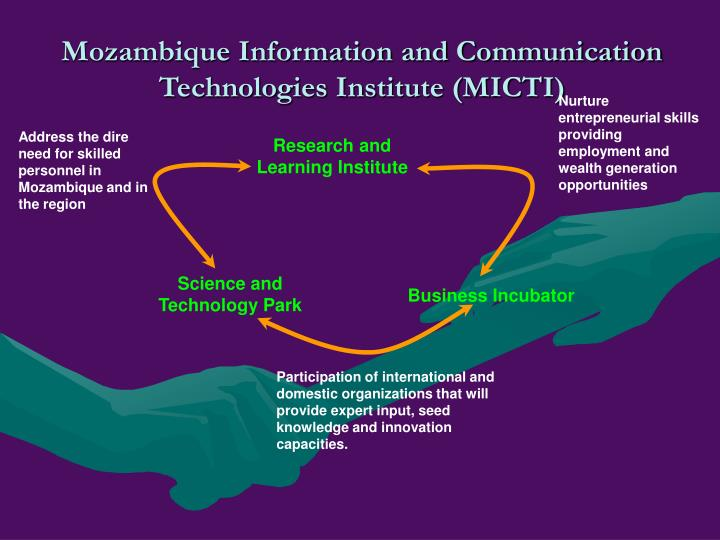 Mozambique Information and Communication Technologies Institute (MICTI)