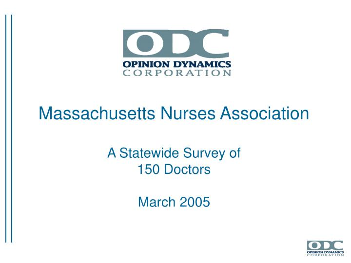 Massachusetts Nurses Association