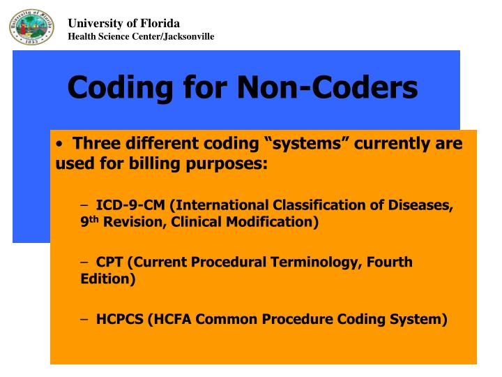 Coding for non coders