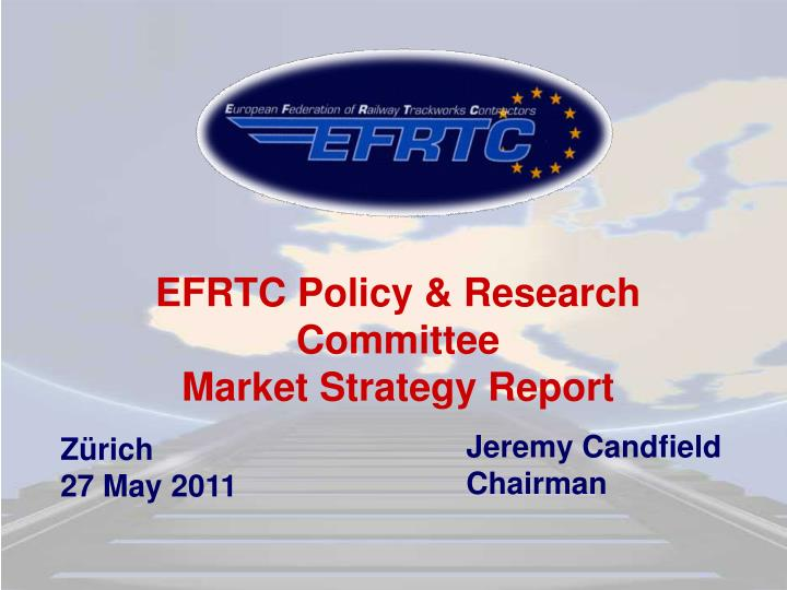 EFRTC Policy & Research Committee