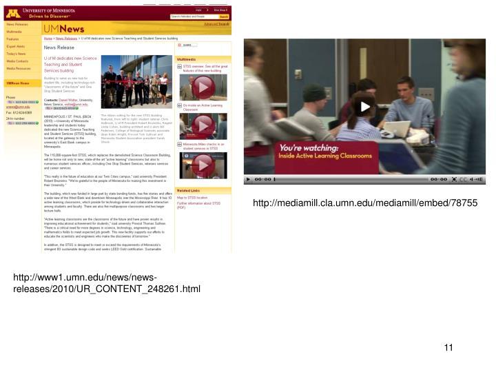 http://mediamill.cla.umn.edu/mediamill/embed/78755