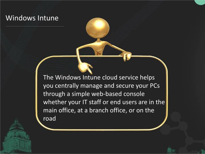 Windows Intune