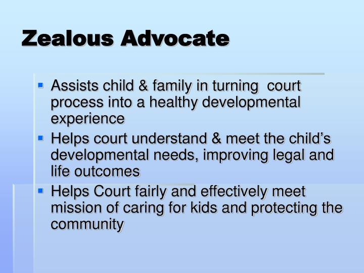 Zealous Advocate