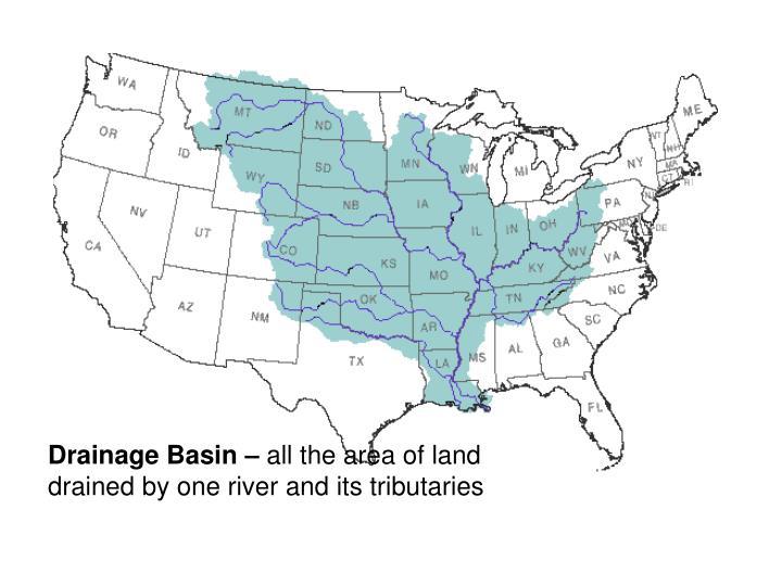 Drainage Basin –