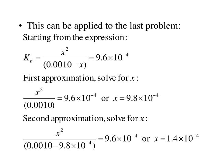 This can be applied to the last problem: