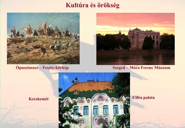 Kultúra és örökség