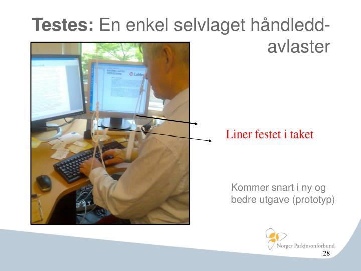Testes: