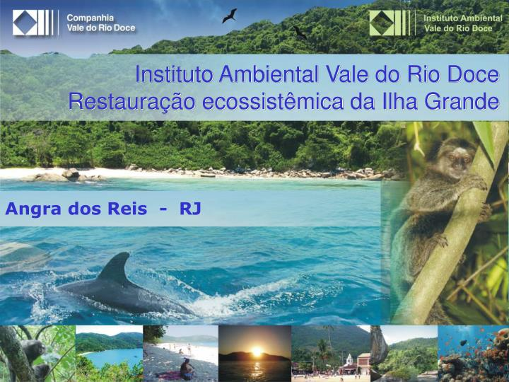 Instituto Ambiental Vale do Rio Doce