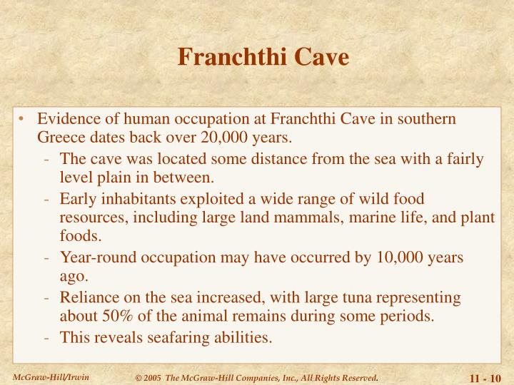 Franchthi Cave