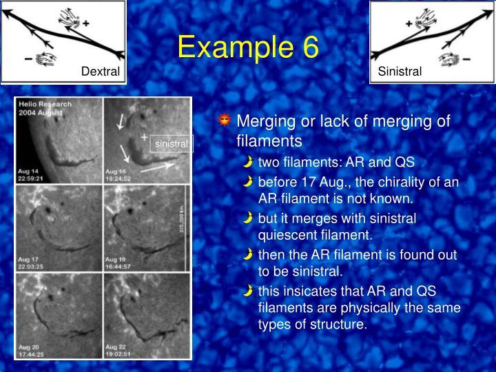 Example 6