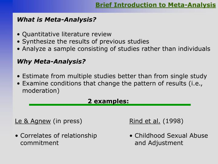 Powerpoint Literature Review Example Speech Systhesis