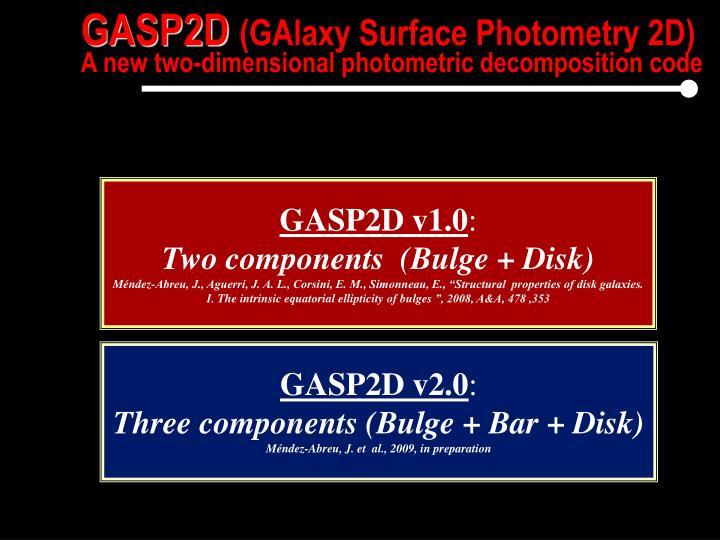 GASP2D v1.0